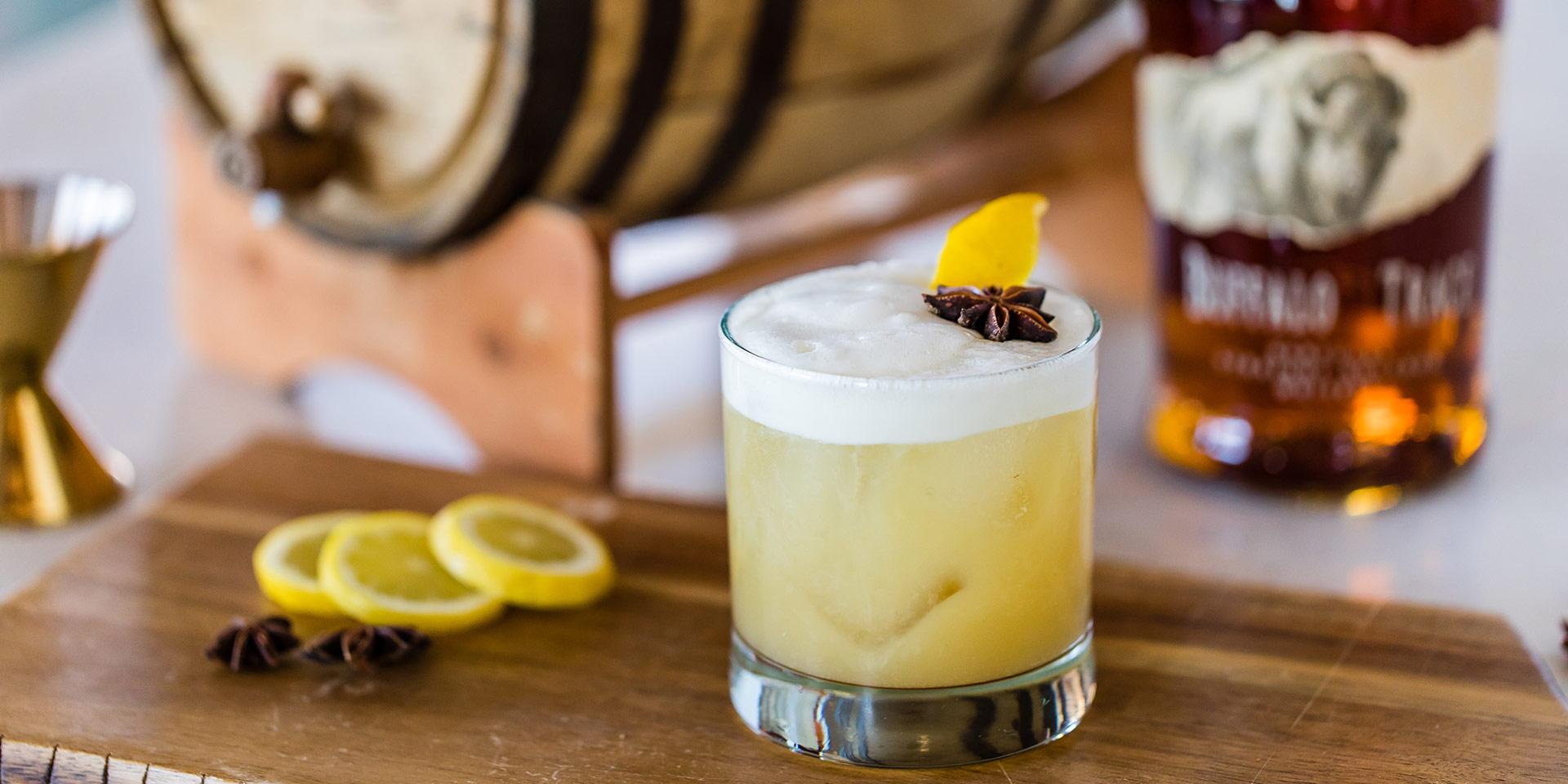 Resort Barrel Aged Cocktail