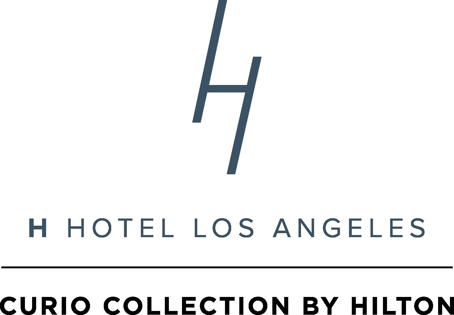 H Hotel Los Angeles, Curio Collection by Hilton logo