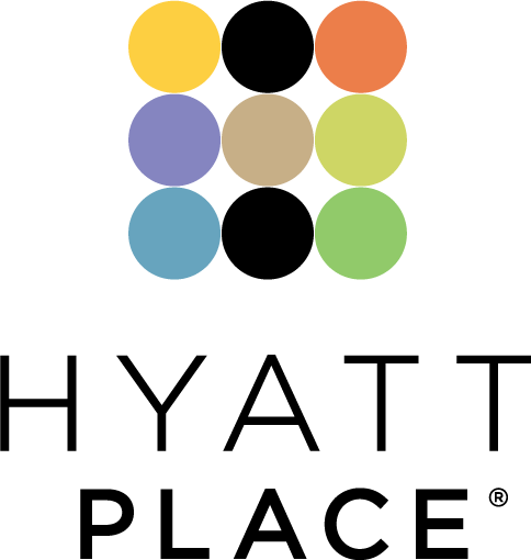 Hyatt Place Logo 4 color