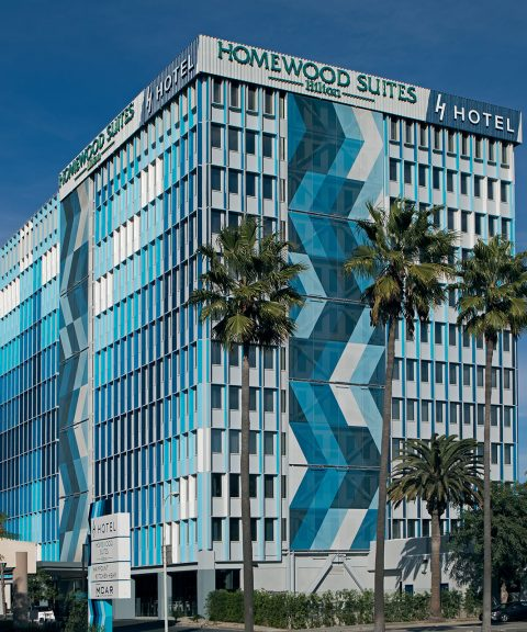 Homewood Suites by Hilton Los Angeles International Airport Exterior
