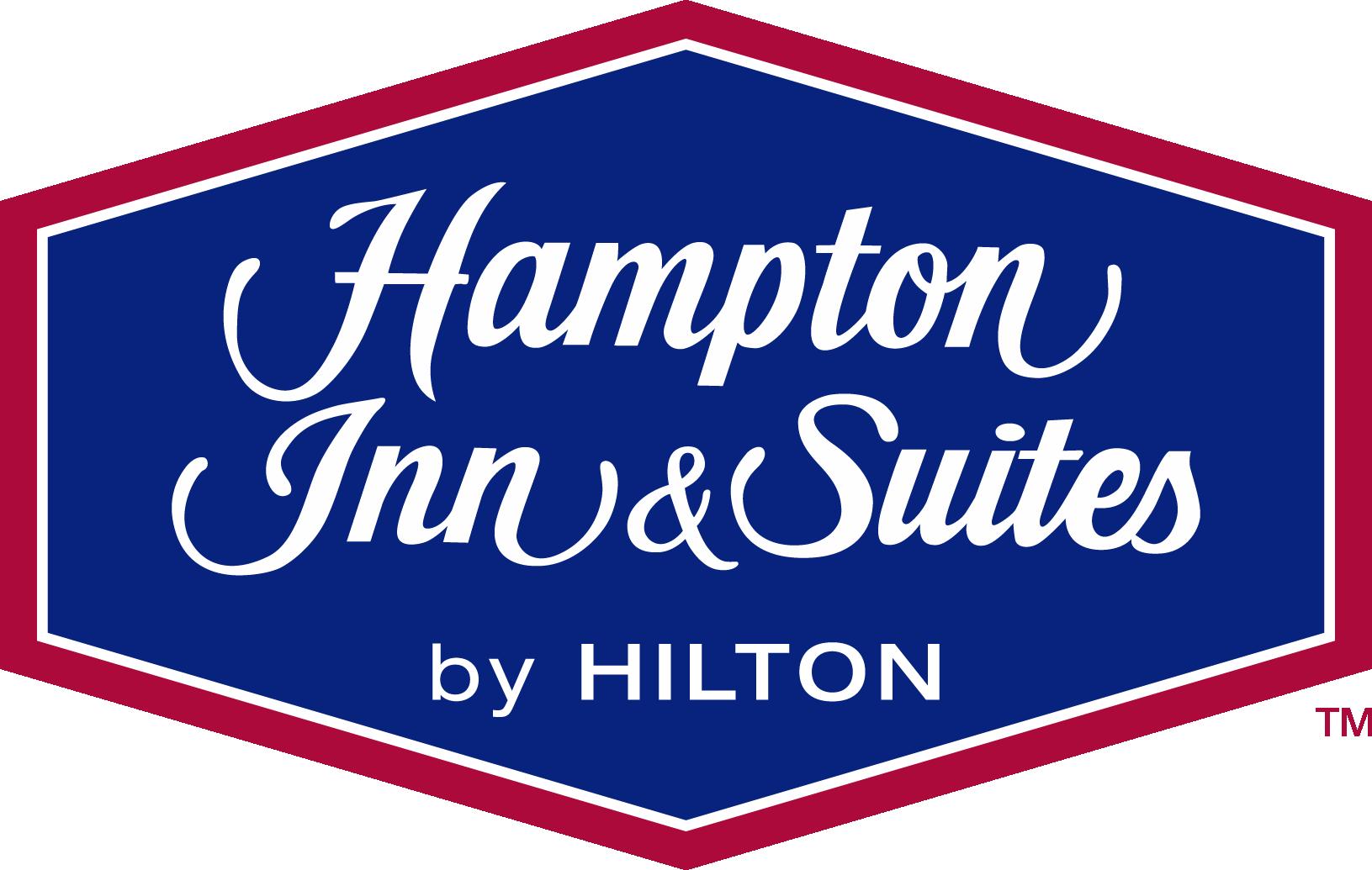 Hampton Inn & Suites Logo color