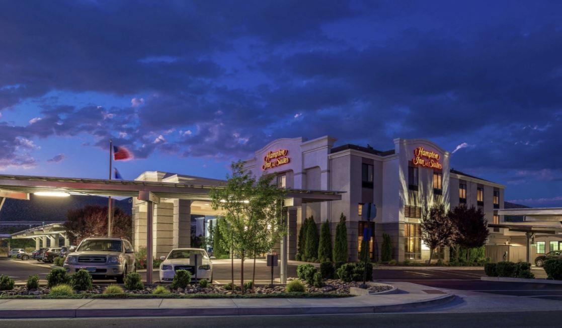 Hampton Inn & Suites Carson City Exterior