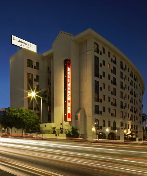 Residence Inn by Marriott Beverly Hills guest room