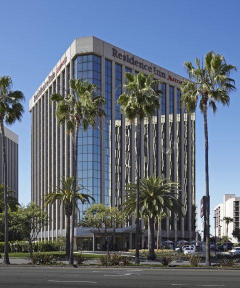 Residence Inn by Marriott Los Angeles LAX/Century Boulevard Exterior