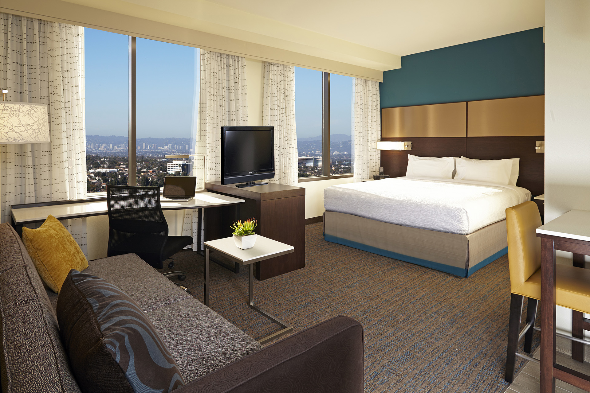 Residence Inn by Marriott Los Angeles LAX/Century Boulevard King Suite