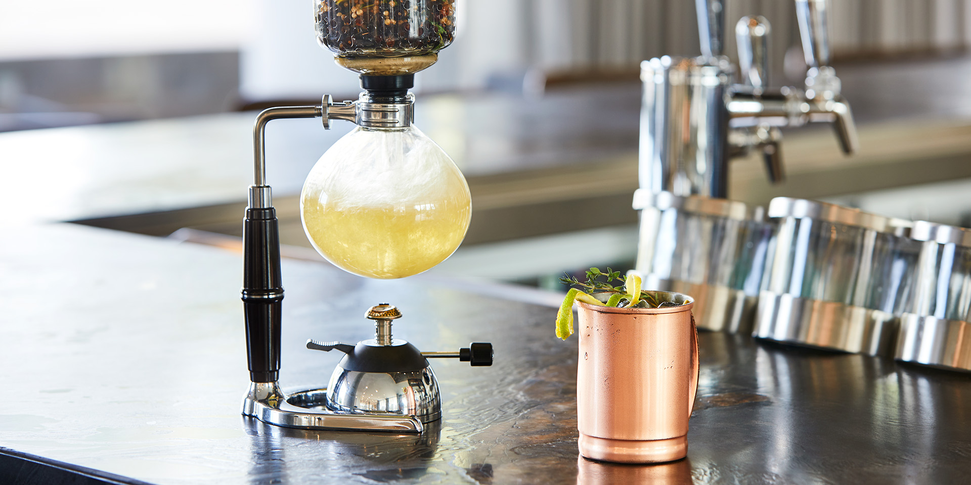 Beverage infusion