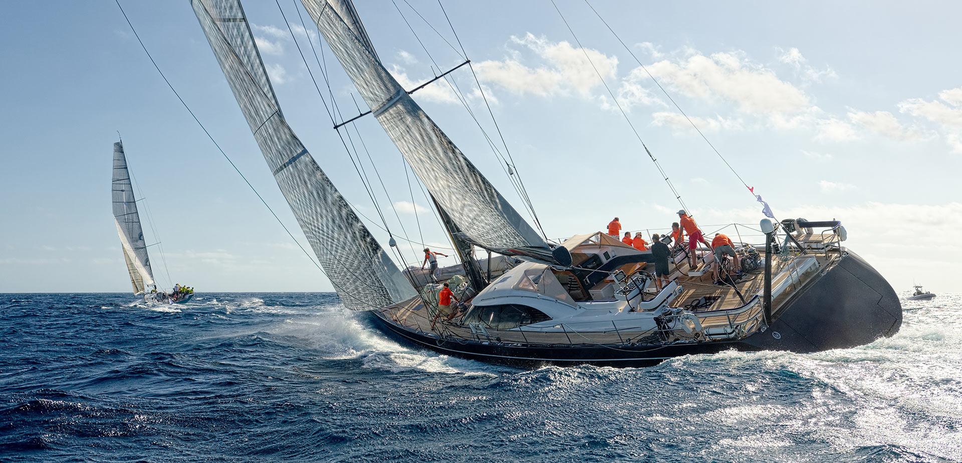 Sailing Yacht - Team Bios